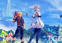 日本国一周手机游戏销售量:《异度神剑》销售量提升9十万分