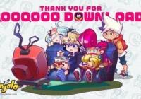 NS免费的游戏《泡泡堂忍战》免费下载破三百万 官方网再狂送