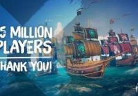 《盗贼之海》Steam销售量破百万份 游戏玩家数量超出1500万