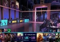 全球总决赛决赛LGD 2-0 LGC,西野四杀