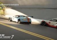 《GT赛车7》是纯PS5游戏,不会登陆PS4平台。