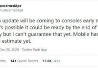 《星露谷物语》新版本将于明年1月底登陆主机平台。