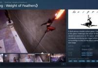 《浮动:羽毛重量》在试演版2021年发售。