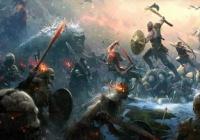 外国媒体盘点2021年PS5垄断的10部大作《战神5》。