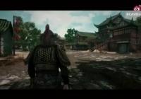 国产动作RPG《苍龙城》新演示游戏首发《老滚5》Mod。
