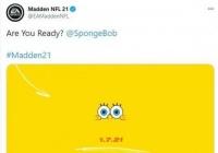 《疯狂橄榄球21》正式宣布与《海绵宝宝》联动