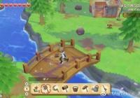 《牧场故事:橄榄镇》新截图展示钓鱼等玩法细节。
