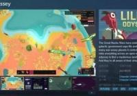《莉莉斯奥德赛》上架了,Steam正在寻找新世界。