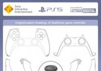 PS5原设计图专利流出手柄部分的功能并没有实际安装。