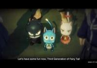 漫改RPG《妖精的尾巴》上架Steam 6月发售,支持中文