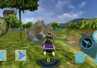 安卓单机游戏推荐:水上摩托3D