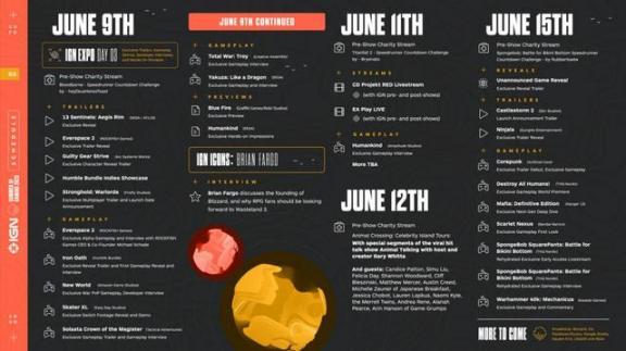 IGN大中型网上游戏展时刻表发布 6月展现《赛博朋克2077》手机游戏关键点  独家记忆txt新浪 姚明退役新闻发布会 手机安卓游戏下载 泡沐之夏 英语六级考试时间安排 广州火车东站时刻表 小米5发布 apk手机游戏 国考时间安排 撸啊撸手机游戏攻略 第4张