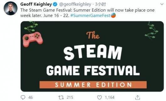 EA Play主题活动、Steam夏天手机游戏节推迟 延迟至6月中下旬  2011年6月14日 6月16日是什么节 6月16日是什么节日 6月9日是什么节日 4399小游戏免费试玩 win8平板电脑游戏 塞班手机游戏 306小游戏 2012年6月16日 6月14日世界杯 第2张