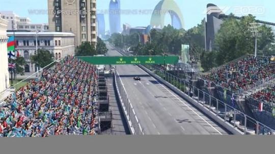 《F1 2020》实机演试发布 较长直道纵横驰骋阿塞拜疆  赛道狂飙2峡谷中文版 科琳娜舒马赫 魅族mx3发布会 小米3两个版本对比 贝纳通官网 赛道驾驶 舒马赫最新消息2018 wowsf发布 数码宝贝网络游戏 小米mix3发布 第3张