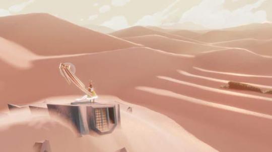 Steam版《风之旅人》获广受好评 填满溫暖与打动  五分钟打动人心 a1008 荣耀9评测 希望被你填满 幕后玩家大结局 打动女孩子的话 高清播放器评测 网游之至尊玩家 qq飞车谁是幸运玩家 起亚k3评测 第5张