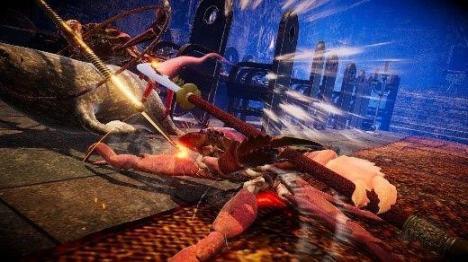 《螃蟹大战 -Fight Crab-》Steam版7.30开售  推土螃蟹 疥疮是由什么引起的 叙利亚使用化学武器 小米10开售 吃螃蟹喝什么酒 iPhone6s开售 声的利用ppt 传奇世界武器升级 终极螃蟹大战 怎样利用跑步机减肥 第3张