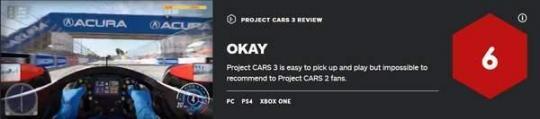 《赛车计划3》IGN 六分:非常容易入门,但沒有自身的特点  伦敦金入门 九阴真经金针沈家入门 适合入门的单反相机 第2张