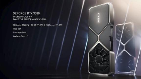 RTX30系显卡,不但吓傻了AMD,也背刺了黑商  2080情调 2080耳钉 诺基亚3080 dnf黑商 怎么看电脑配置显卡 见女友素颜被吓傻 四核cpu性能排行 性能最好笔记本 2080喵喵 英伟达发布新显卡 第6张