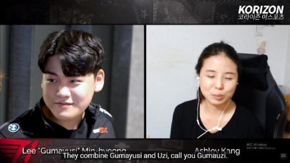 又获得一名粉絲!Gumayusi:我非常喜欢UZI,想和他交锋  福尔摩斯和他的小分队 魔法门英雄交锋解谜 提比和他的母亲们 骇客交锋字幕下载 泰剧爱的交锋 和他在一起 第1张