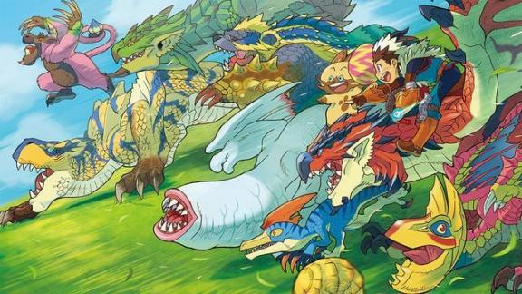 Capcom在面对面会议上公布的奇怪猎物语言的由来是什么  今年高考分数线公布 怪物猎人p3完美存档 小小传奇怪物粉碎者 便玩家游戏 小汤山会议中心 前行的力量作文 工具栏里没有语言栏 龙之谷圣骑士刷图加点 张靓颖公布恋情 九州风神冰刃玩家版 第2张
