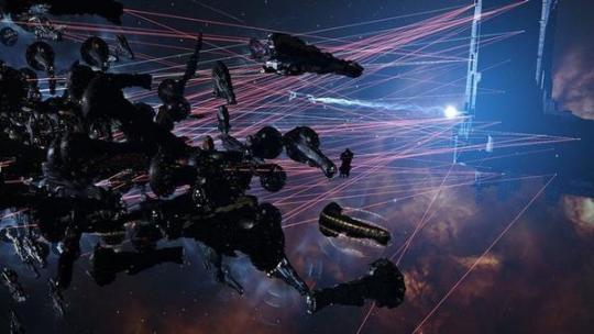 《EVE Online》战争新史诗8000多名玩家战斗了14个小时  牧师史诗任务 超级游戏玩家 待命36小时 战争女神视频 小时代3豆瓣 超级蜘蛛侠14集 m8000s ksp8000 lol史诗皮肤 部落战争6本神阵 第2张