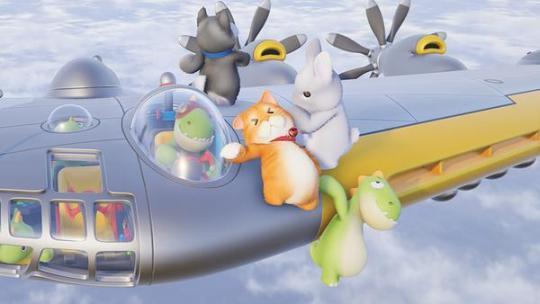 """暴躁的小动物!动作游戏""""动物党""""蒸汽是一个免费的演示  小动物学历史 下水道是一个城市的良心 徐渭是一个怎样的人 珍稀动物资料 lol蒸汽机器人 演示文稿2003下载 炮弹轰小动物 安卓动作游戏 小动物逃亡记 什么是反刍动物 第2张"""