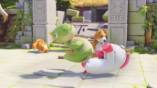 """暴躁的小动物!动作游戏""""动物党""""蒸汽是一个免费的演示  小动物学历史 下水道是一个城市的良心 徐渭是一个怎样的人 珍稀动物资料 lol蒸汽机器人 演示文稿2003下载 炮弹轰小动物 安卓动作游戏 小动物逃亡记 什么是反刍动物 第3张"""