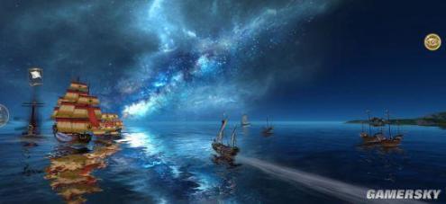 如何玩以航海为主题的MMO游戏?  风声主题曲 航海桌面皮肤 倾世皇妃主题曲叫什么 波克城市航海大冒险 起航海贼王 麻雀变凤凰主题曲 第14张