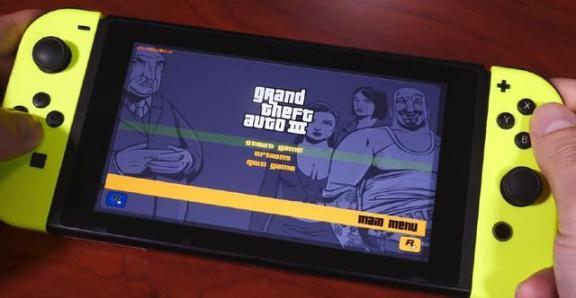 """在""""GTA3""""之后,Switch播放了""""GTA罪恶之城""""  烟雨江南罪恶之城 罪恶之城女主角 罪恶之城2字幕下载 第1张"""