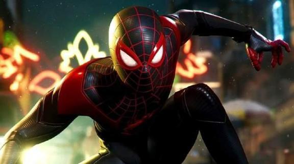 IGN命名PS5十大游戏:蜘蛛侠:迈尔斯·莫拉莱斯。  十大宅男游戏 十大高智商游戏 蜘蛛侠2动画片全集 赛尔号迈尔斯刷什么 蜘蛛侠动画片66 终极蜘蛛侠2 中华命名网 至命名单 十大经典街机游戏 xbox360独占游戏 第1张