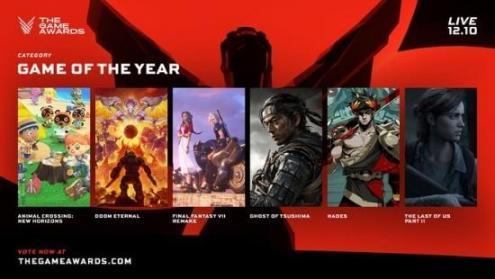 TGA公布年度游戏候选人提名,6场比赛角逐年度最佳。  辐射3年度游戏版 最终幻想7重制版补丁 拜登获候选人提名 支付宝年度账单怎么查 美法官候选人提名 龙斗士哈迪斯 特朗普获候选人提名 员工年度工作总结 辐射3年度版下载 中考成绩今日公布 第1张