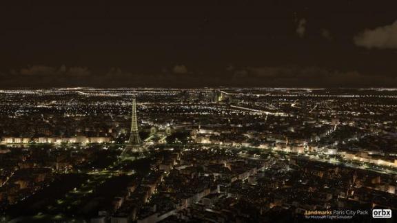 微软飞行模拟为巴黎开发了一个新的插件包。  模拟飞行2004教程 巴黎欧莱雅发膜 巴黎狂欢发生暴乱 东湖经济技术开发区 模拟飞行网 模拟飞行10中文版下载 大连开发区房源 长春开发票 玩游戏必备插件包 巴黎达喀尔拉力赛 第12张